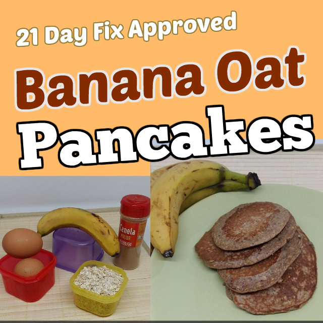21 Day Fix Pancakes Recipes: Banana, Chocolate, Berry and ...