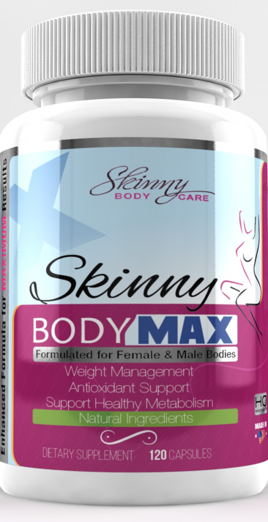 ingredients in skinny body max