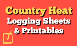 country heat tally sheets and printables