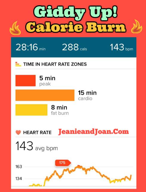 giddy-up-calorie-burn