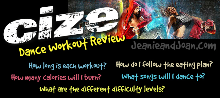 Cize Dance Workout Reviews