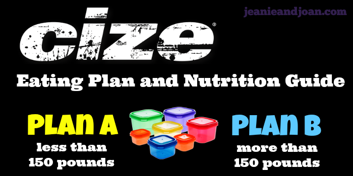 Cize Diet Plan and Nutrition Guide