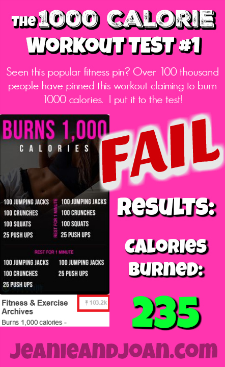 1000 calorie workout routine does it really burn so many How many calories do you burn doing yard work
