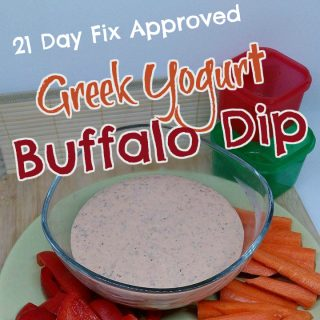 greek yogurt buffalo dip recipe