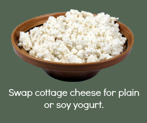 Cottage Cheese Substitutions