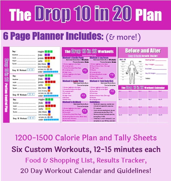 drop-10-pounds-in-20-days-fitness-planner