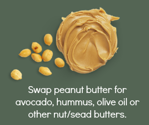 3 Day Diet Alternative for Peanut Butter