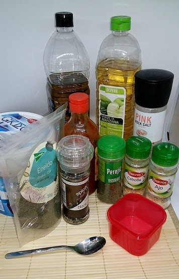 Salad Dressing Recipe Ingredients