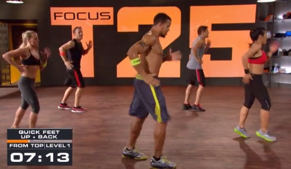 T25 Beta Workout - Speed 2.0