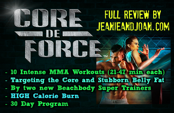 Core de Force Workout