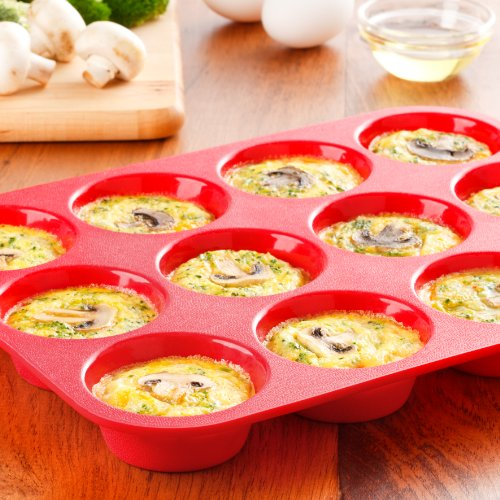 21 Day Fix Egg Cups And Veggie Muffin Recipes Breakfast