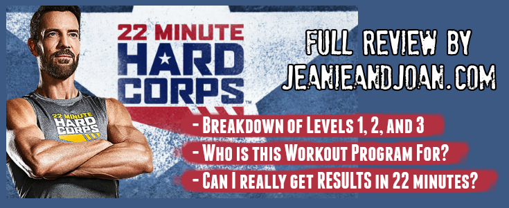 Review of 22 Minute Hard Corps