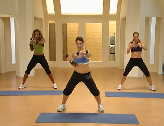 Jillian Level 3 Cardio