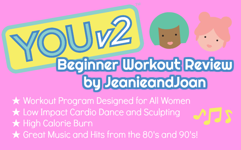 YOUv2 Beginner Health and Fitness Program Review